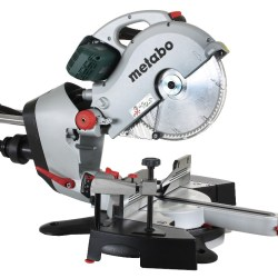METABO CROSSCUT AND MITRE SAW KGS 315 PLUS WITH SLIDING FUNCTION