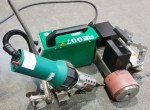 BAK RoofOn Edge 110V Bitumen Automatic Hot Air Welder