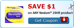 SAVE $1.00 on ANY Nexium® 24HR product