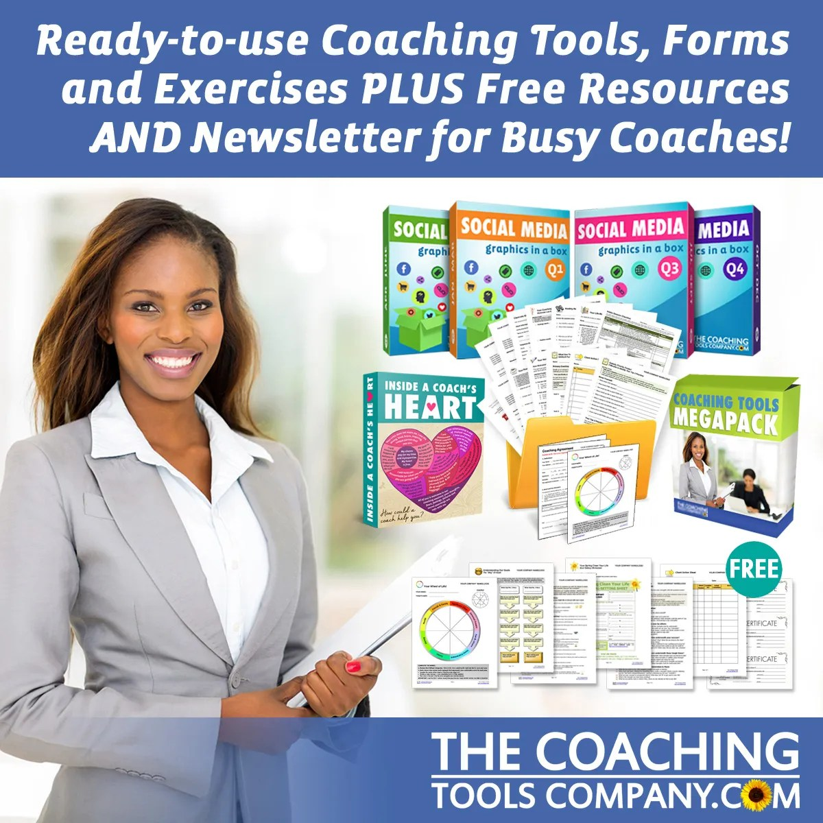 Free Coaching Tools Forms Amp Resources