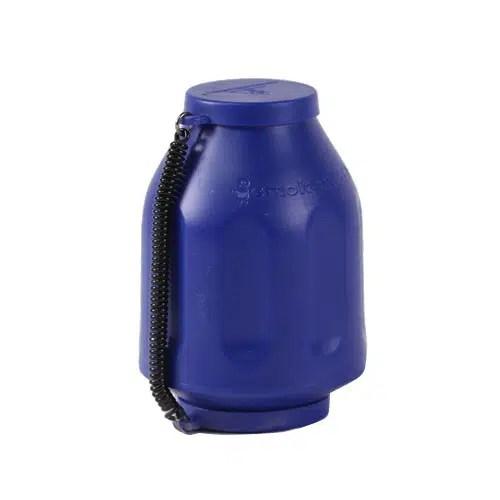SmokeBuddy Regular - Blue - Angle