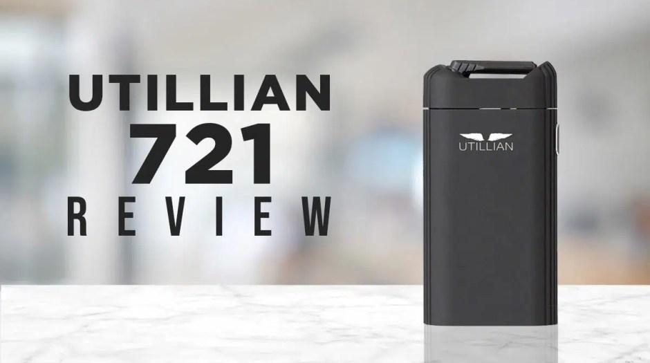Utillian 721 Vaporizer Review