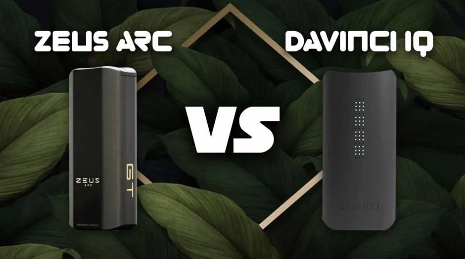Zeus Arc VS DaVinci IQ Review
