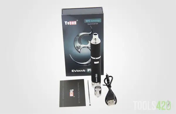 Yocan Evolve Plus Accessories