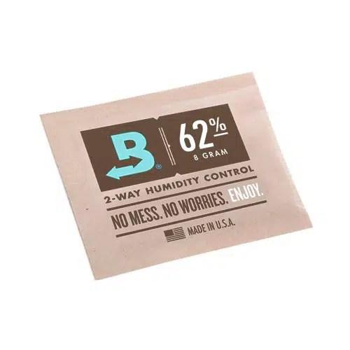 Boveda Packs 62% 8 gram