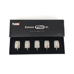 Yocan Evolve Plus XL Coils Pack of 5