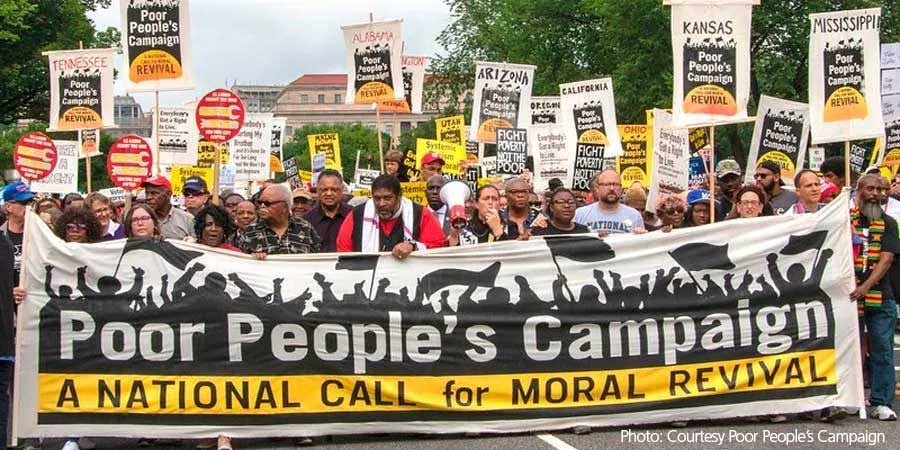 Poor People's Campaign March