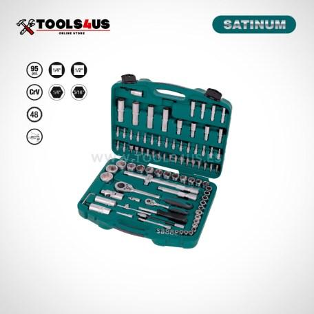 108 maletin herramientas completo carracas llaves vaso satinum 01