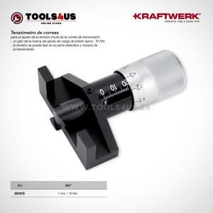 30415 KRAFTWERK herramientas taller barcelona espana Tensiometro tensor correas distribucion 01