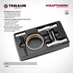 30804 KRAFTWERK herramientas taller barcelona espana Conjunto cortador alambre lunas parabrisas 01