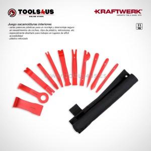 30808 KRAFTWERK herramientas taller barcelona espana Juego sacamolduras interiores 01
