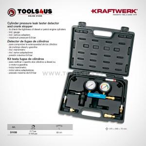 31108 KRAFTWERK herramientas taller barcelona espana Detector fugas cilindros 01