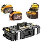 baterias almacenamiento transporte dewalt herramientas barcelona españa - CATÁLOGOS COMPLETOS