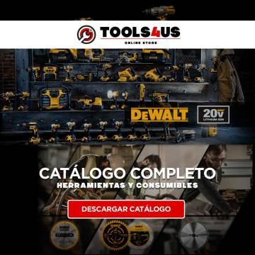 Catálogos y precios Herramientas DeWalt 2018