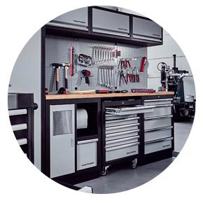 mobiliario taller empresa - HERRAMIENTAS