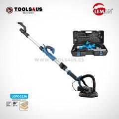 LOPOG226 Lijadora de Pared y Techo 225mm 620W Leman 01