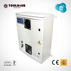 Equipo generador ozono fijo oficinas naves desinfectante ambientes aire hoteles locales vehiculos ozogram 3000mg 01