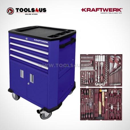 Carro de taller equipado con herramientas profesional automocion industria bicicleteria ebike b206 102223505 01