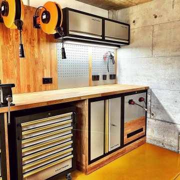 El mejor mueble de taller o garage te espera