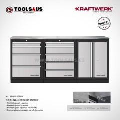 3964k 45s0ix mueble taller garage negocio banco de trabajo kraftwerk herramientas españa barcelona inox 01