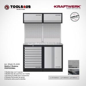 3964k 9s k2ix mueble taller oficina laboratorio garage biciletas profesional herramientas kraftwerk barcelona inox 01