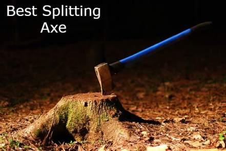 Best Splitting Axe