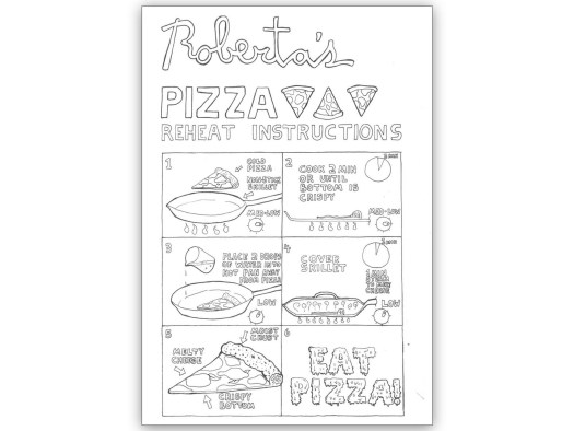 Photo: Roberta's Pizza, NYC