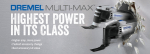 Dremel MM40-05 Multi-Max Oscillating Tool Review