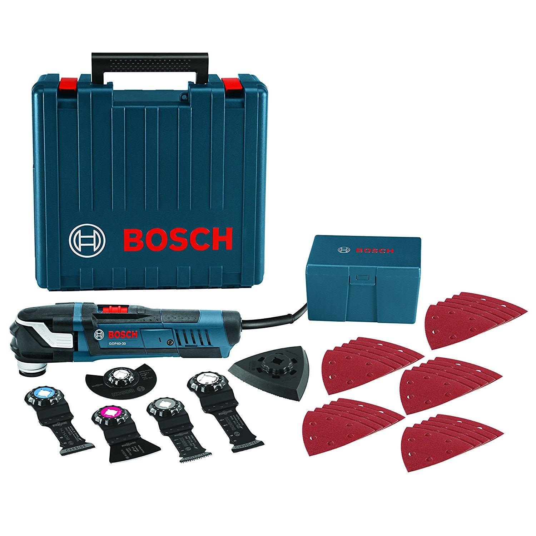 Bosch StarlockPlus Snap-In Blade Attachment