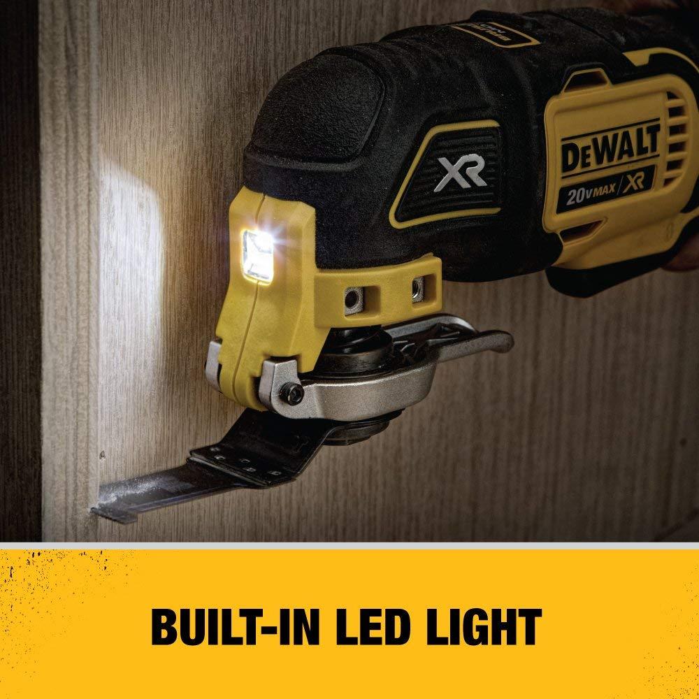 built in led light