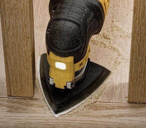 multi material corded tool