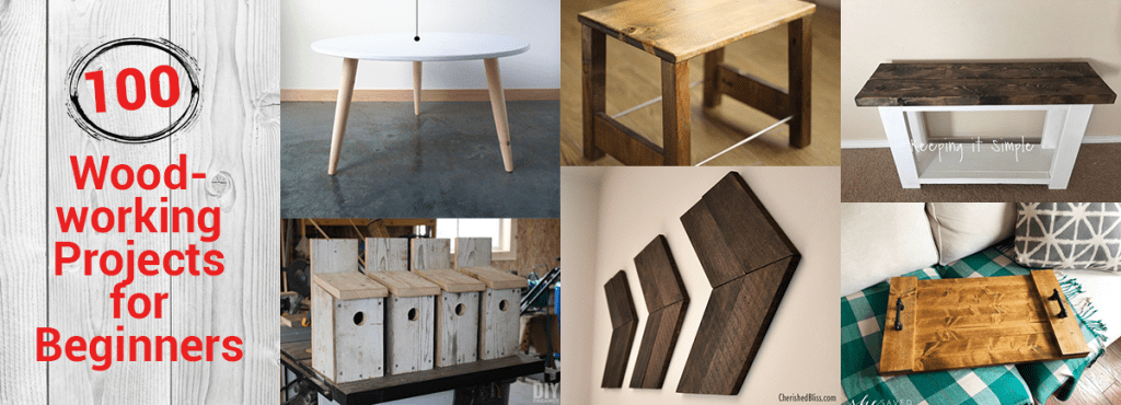 100 Woodworking Projects For Beginners Tools Critic