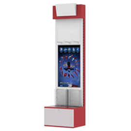 professional tools display fixture manufactuer in china