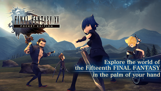 Final Fantasy XV Pocket Edition Mod Apk Hack - DISSIDIA FINAL FANTASY OPERA OMNIA 1.15.zero APK