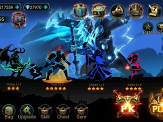 King Battle game mod apk