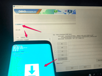 Odin Firmware Root and Flash Guide
