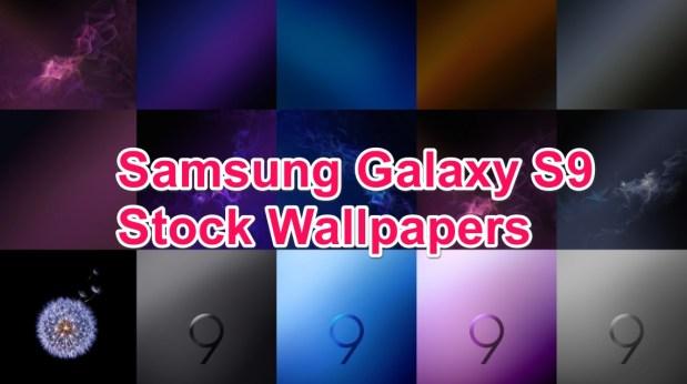Samsung Galaxy S9 Stock Wallpapers HD 15