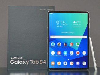 Samsung Galaxy Tab S4 Specs Leaked