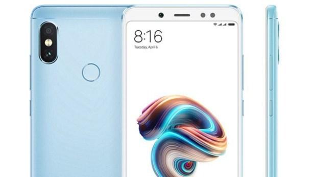 Xiaomi Redmi Note 5 Pro Stock Wallpapers