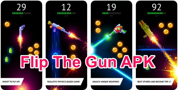 Flip the Gun Apk for Android