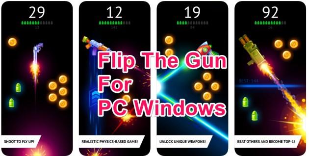 Flip the Gun for PC Windows 10/8/7