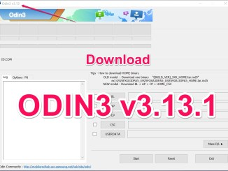ODIN3 3.13.1 download 2018