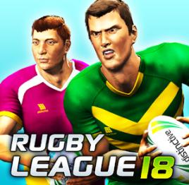Rugby League 18 mod apk