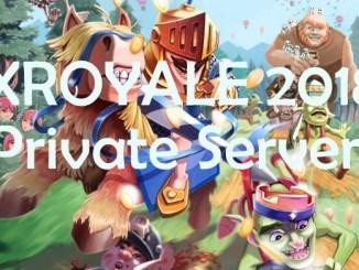 XRoyale 2018 Clash Roylae Private Server