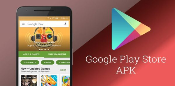Google Play Store APK 9.6.11