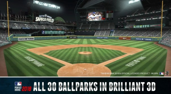 MLB Perfect Inning 2018 mod apk hack