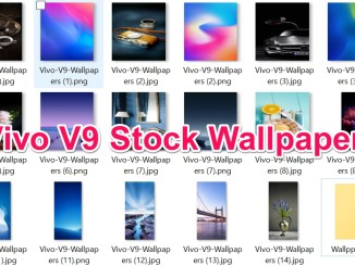 VIVO V9 Stock Wallpapers Android