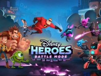 Disney Heroes Battle Mode for PC Windows 10