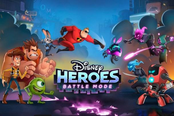 Disney Heroes Battle Mode for PC Windows 10