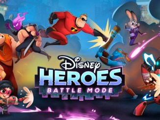 Disney Heroes- Battle Mode MOD Apk